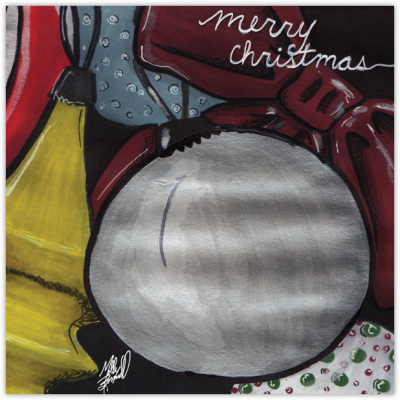 Christmas Card - Style 1