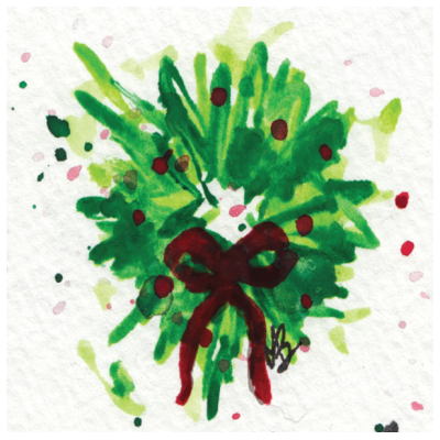 Christmas Card - Style 2