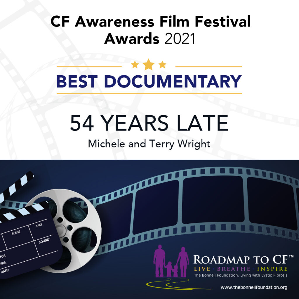 Documentary: 54 Years Late, Michele and Terry Wright