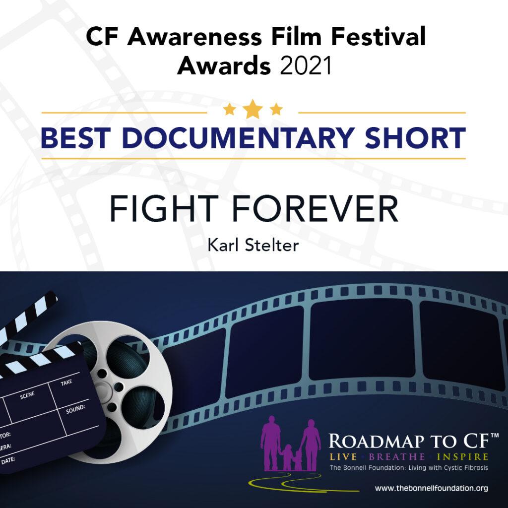 Short Film: Fight Forever, Karl Stelter